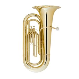King King 1140 Student Marching BBb Tuba, Standard Finish