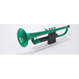 pTrumpet pTrumpet Plastic Trumpet, Green