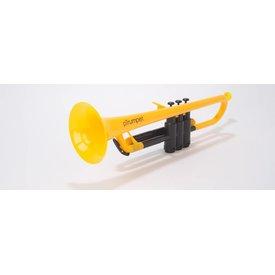 pTrumpet pTrumpet Plastic Trumpet, Yellow