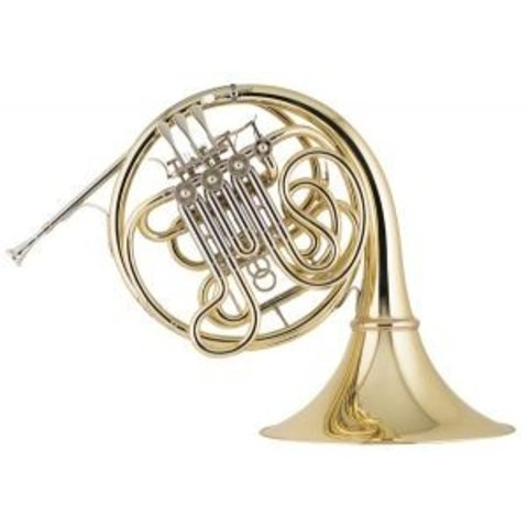 Conn 10DE Symphony Series Professional F/Bb Double French Horn, Standard Finish