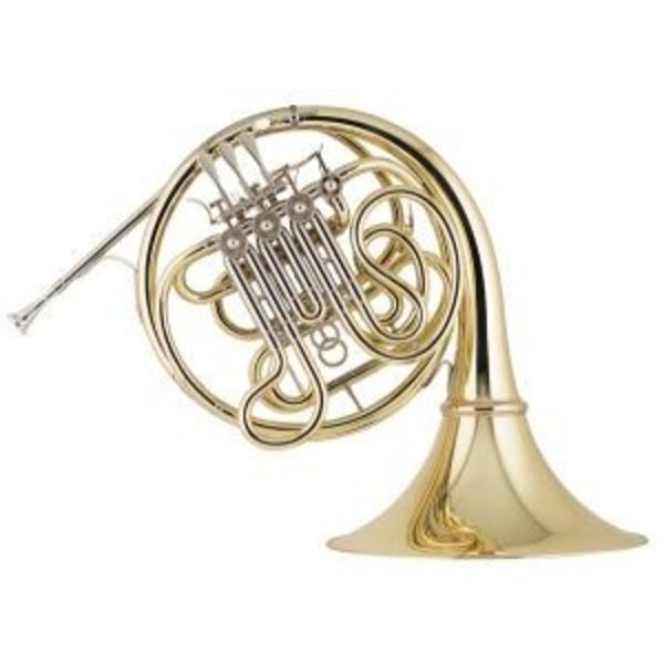Conn Conn 10DE Symphony Series Professional F/Bb Double French Horn, Standard Finish