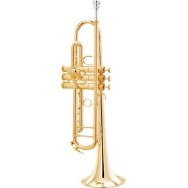 King King 1117 Ultimate Series Bb Marching Trumpet, Standard Finish