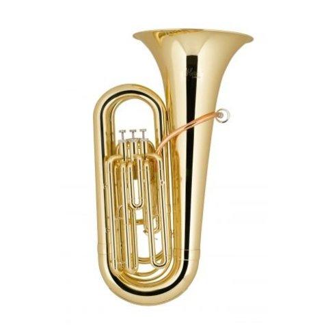 Holton BB450 Collegiate Series BBb Tuba, 3/4 Size w/ Case