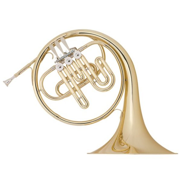 Holton Holton H650 Collegiate Student Single French Horn;Bb, Small Throat