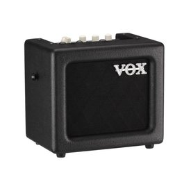 Vox VOX MINI3G2BK 3 Watt Battery Powered Modeling Amp