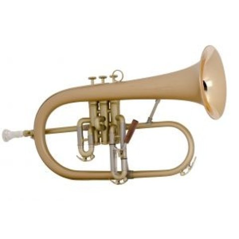 Conn 1FRSLB Vintage One Professional Bb Flugelhorn, Satin Lacquer