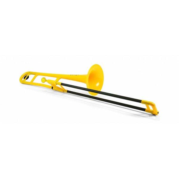 Jiggs Jiggs pBone Plastic Trombone, Yellow