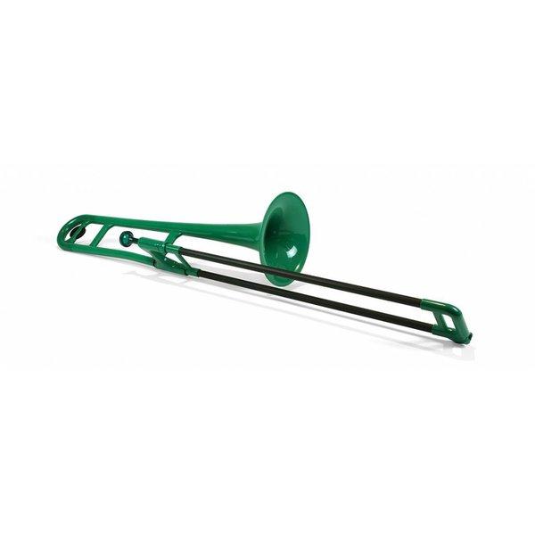 Jiggs Jiggs pBone Plastic Trombone, Green