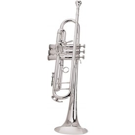 King King 2055T Silver Flair Performance Bb Trumpet