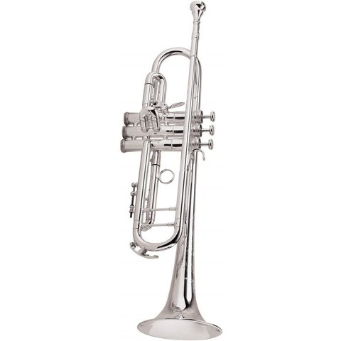 King 2055T Silver Flair Performance Bb Trumpet