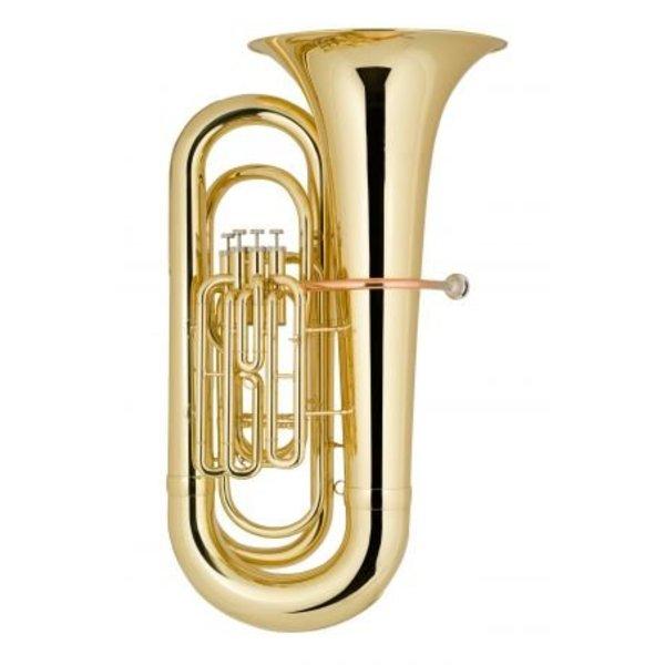 Holton Holton BB460 Collegiate Series BBb Tuba, 4/4 Size w/ Case