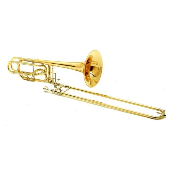 Conn Conn 62H Professional Bass Trombone, Standard Finish
