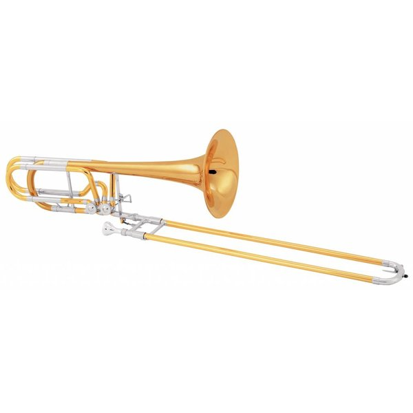 Conn Conn 62HI Professional Bass Trombone, Independent Rotors, Standard Finish
