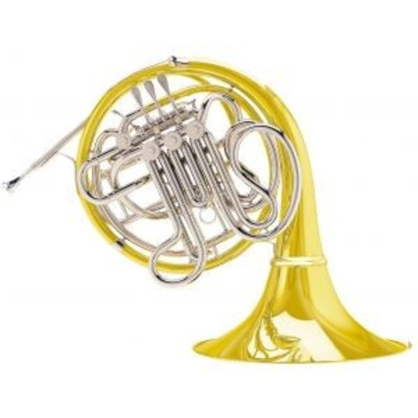 Conn Conn 8DYS CONNStellation Profess F/Bb Double French Horn Screw-On Yellow Brs Bll