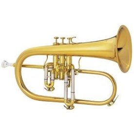 King King 2020 Legend Series Professional Bb Flugelhorn, Standard Finish