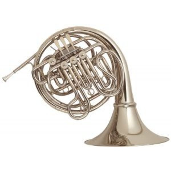 Holton Holton H279 Farkas Profess F/Bb Double French Horn Nickel Silver Detachable Bell