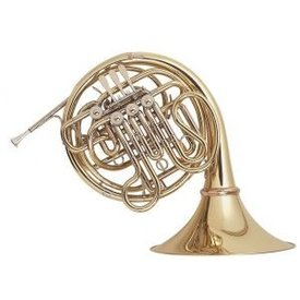 Holton Holton H278 Farkas Profess F/Bb Double French Horn Yellow Brass, Detachable Bell