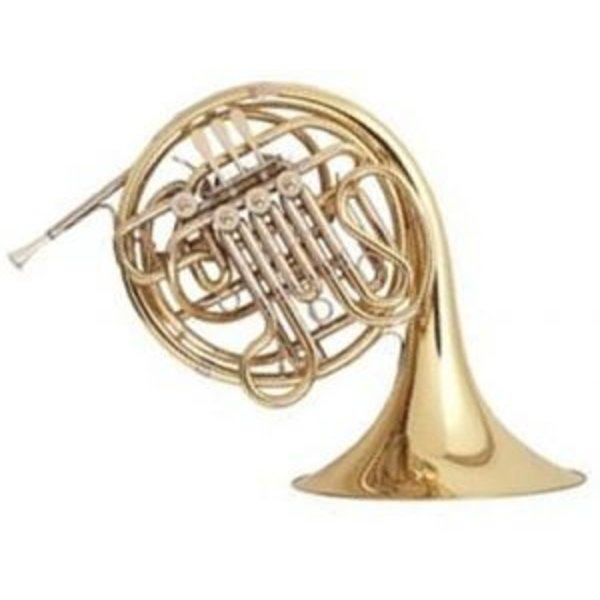 Holton Holton H178 Professional F/Bb Double French Horn, Yellow Brass