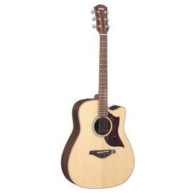 Yamaha Yamaha A1R Folk Cutaway Acoustic Electric Guitar Rosewood