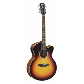 Yamaha Yamaha CPX500III VS Vintage Sunburst Med-Jumbo Acoustic Electric Cutaway