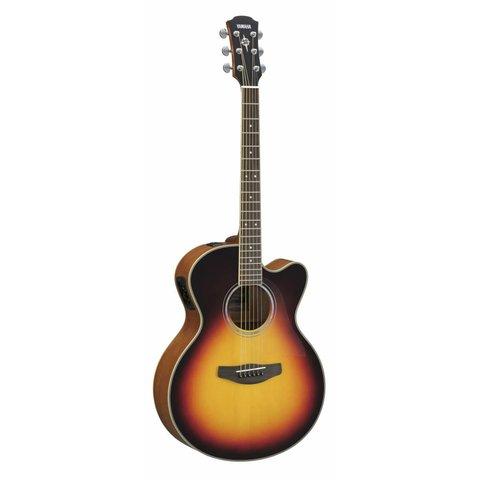 Yamaha CPX500III VS Vintage Sunburst Med-Jumbo Acoustic Electric Cutaway