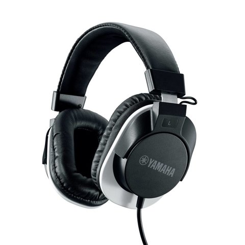 Yamaha HPH-MT120BL High Fidelity Studio Monitor Headphones