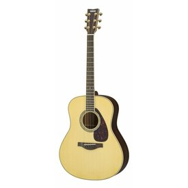Yamaha Yamaha LL6 ARE L Series Rosewood Folk Acoustic Guitar w/ Passive Pickup
