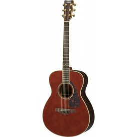 Yamaha Yamaha LS6 DARK TINTED ARE L Series Rosewood Small Body Acous/Elec Dark Tinted