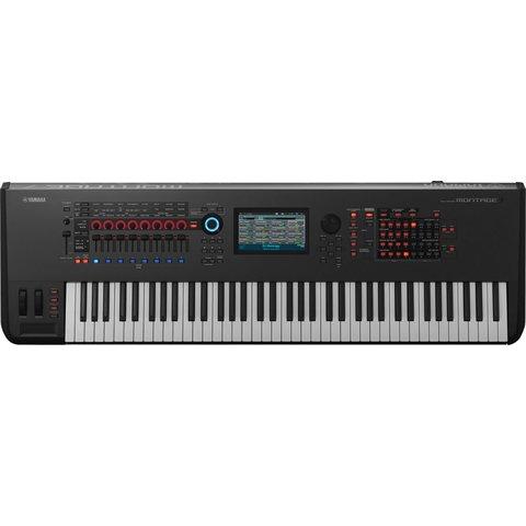 Yamaha MONTAGE7 76-Key Flagship Music Synthesizer
