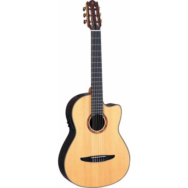 Yamaha Yamaha NCX1200R NCX Acoustic-Electric Classical Guitar - Rosewood