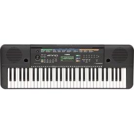 Yamaha Yamaha PSRE253 KIT 61-Key Entry-Level Portable Keyboard w/ Survival Kit B2