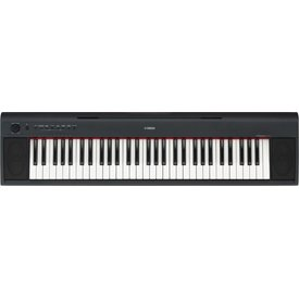 Yamaha Yamaha NP11 KIT 61-Key Entry-Lvl Piaggero Ultra-Portable Dig Piano Surv Kit D2