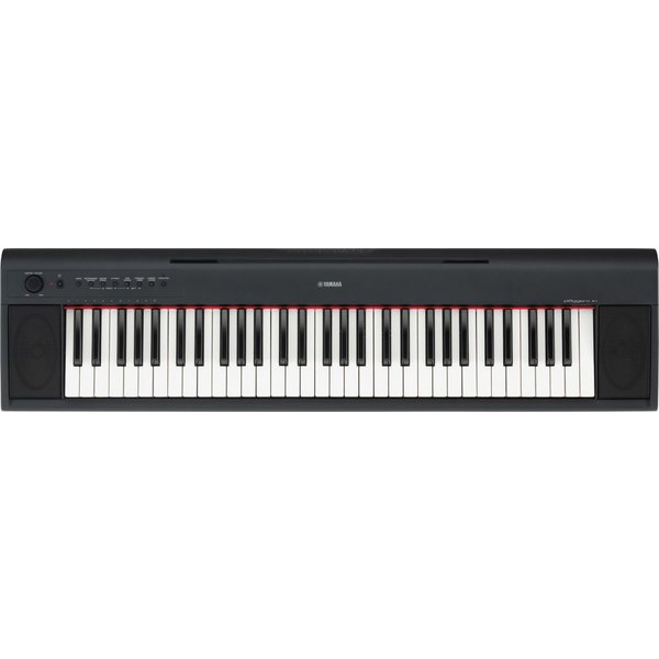 Yamaha Yamaha NP11 KIT 61-Key Entry-Lvl Piaggero Ultra-Portable Dig Piano Surv Kit D2
