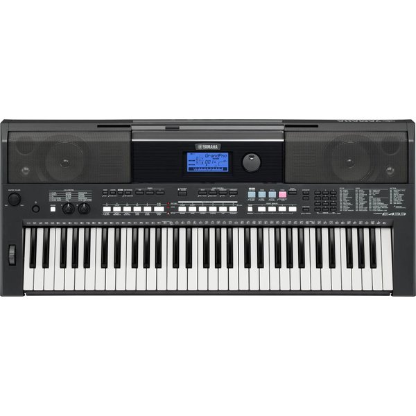Yamaha Yamaha PSRE433 61-Key High-Level Portable Keyboard