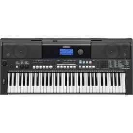 Yamaha Yamaha PSRE433 KIT 61-Key High-Level Portable Keyboard w/ Survival Kit D2