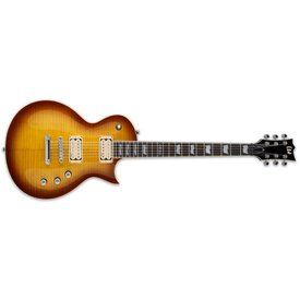 LTD ESP LTD EC-401 Electric Guitar w/ DiMarzio Pickups, Faded Cherry Sunburst