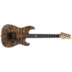 LTD ESP LTD GL BURNT TIGER George Lynch Signature Series Electric Guitar
