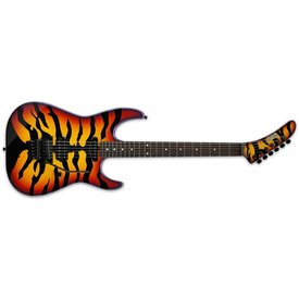 ESP ESP SUNBURST TIGER George Lynch Signature Series Electric Guitar