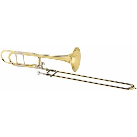 Antoine Courtois Legend Series AC420BOR-1-0 Professional Bb/F Tenor Trombone