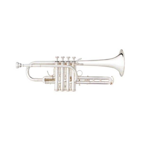 B&S B&S 3117JH-S Challenger II Custom Eb/E Professional High Trumpet