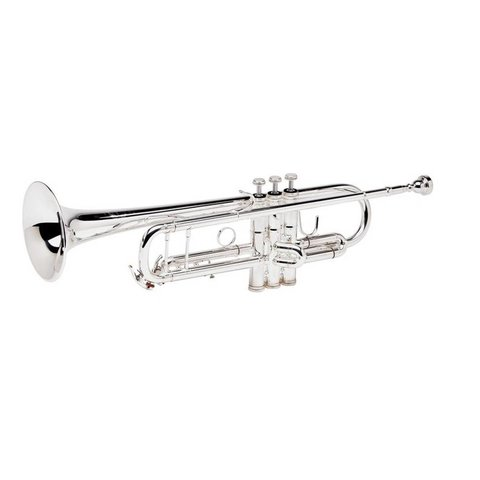 B&S 3172/2GLBRTS Challenger II Bb Professional Trumpet