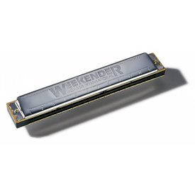 Hohner Hohner 98.115BX Weekender (24 Hole) Tremolo Harmonica Key of C