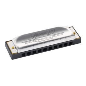 Hohner Hohner 560PBX-HG Special 20 Harmonica Boxed Key of High G