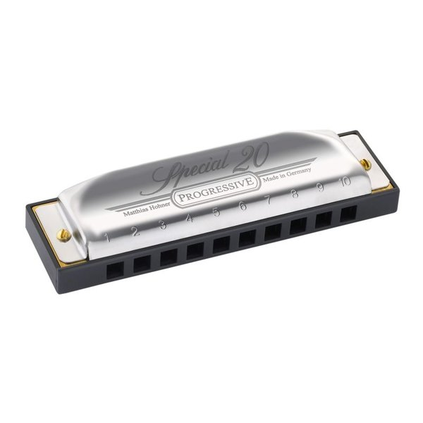 Hohner Hohner 560PBX-CTF# Special 20 Harmonica Boxed Country Tuned Key of F#
