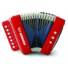Hohner Toy Accordion Red UC102R