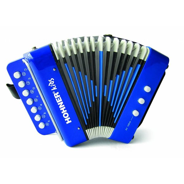 Hohner Hohner Toy Accordion Blue UC102B