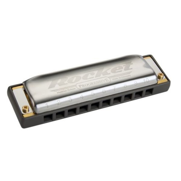 Hohner Hohner M2013BX-F Rocket Harmonica Boxed Key of F