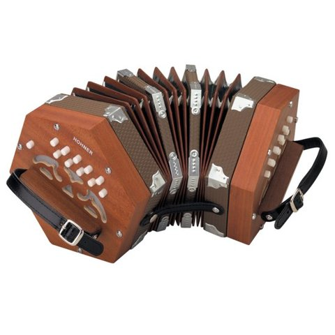 Hohner 3100FB Concertina 20 Key - C