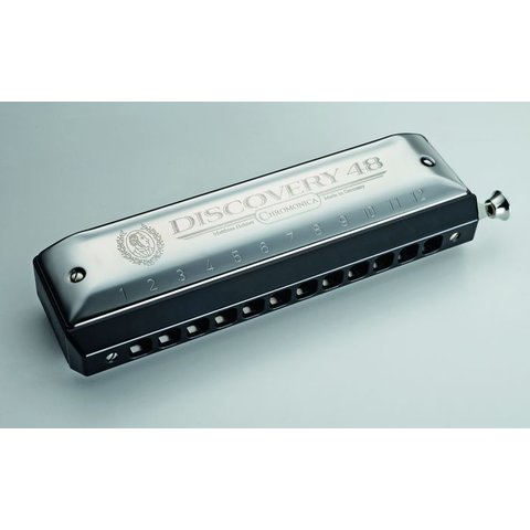 Hohner 7542BX-C Discovery 48 Chromatic
