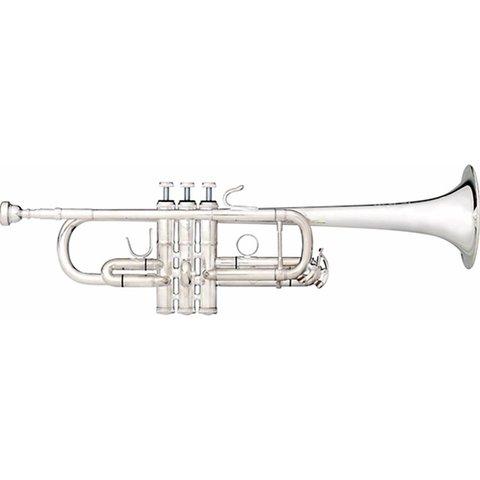 B&S EXC-S X-Series C Professional Trumpet
